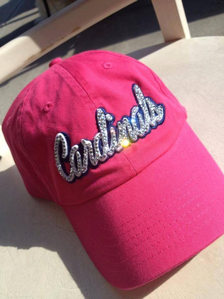 72d927f66a190 St. Louis Cardinals BLING hat