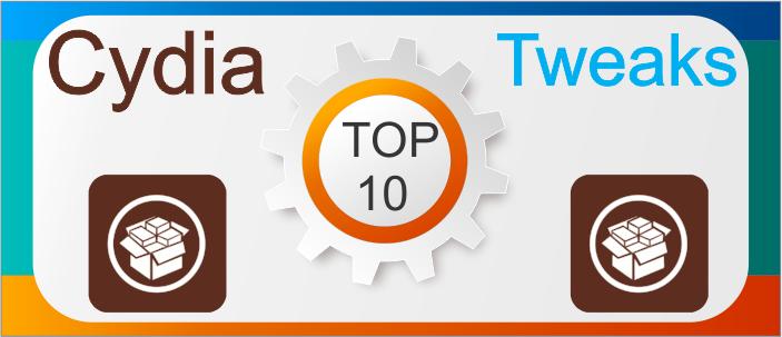 Top 10 Cydia Tweaks | iOS Tweaks, Jailbreak and Apps | Ios