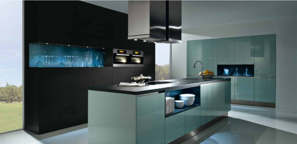 Acrylic Kitchen From Hacker