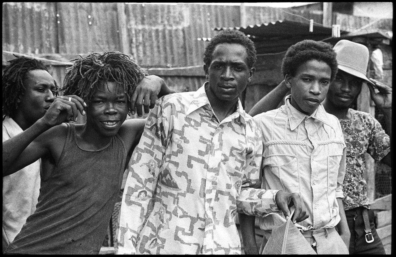 dave hendley Trenchtown, Kingston Jamaica 1977
