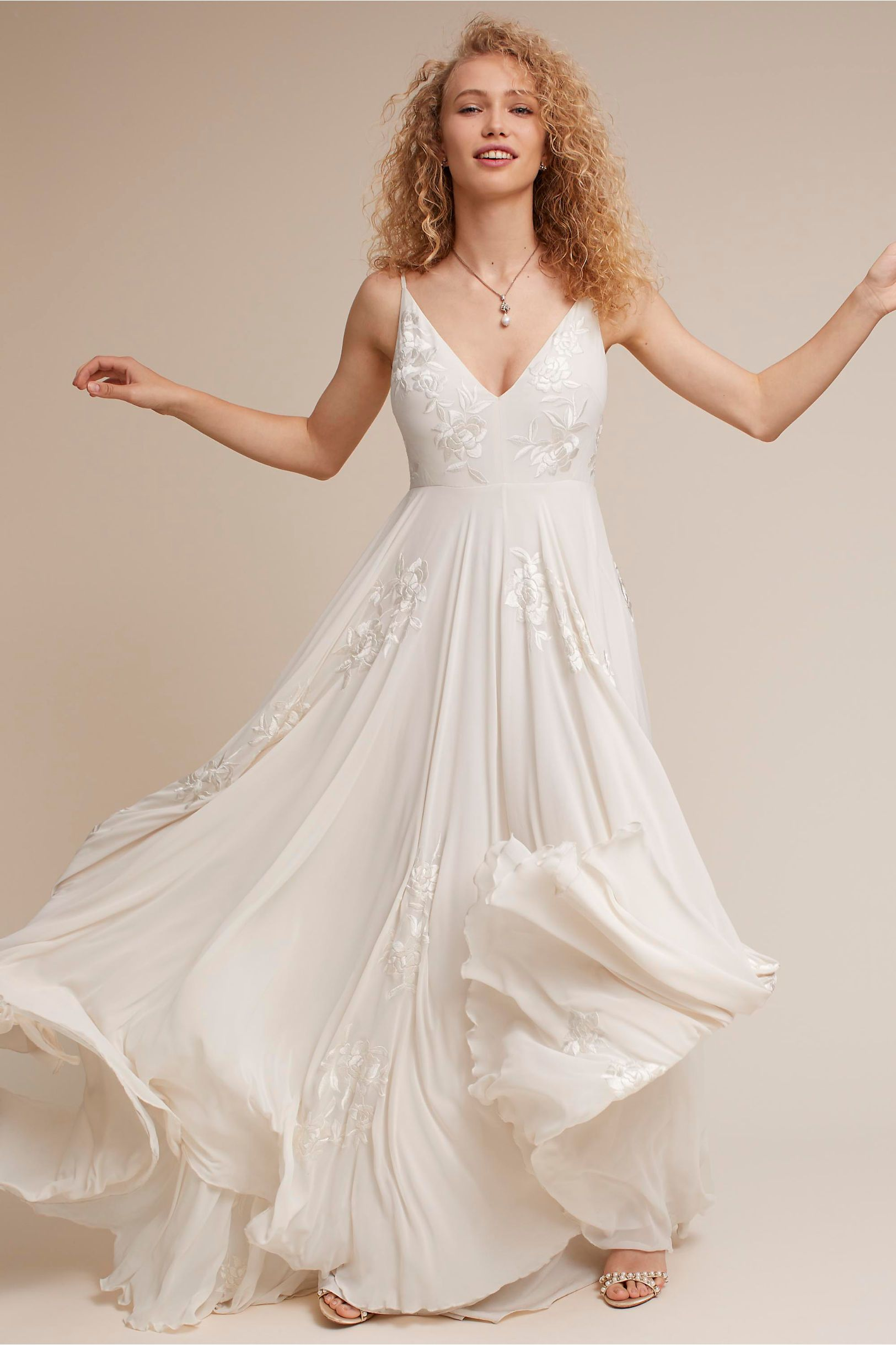 7f3be7fb24f Dreams Of You Gown Ivory in Bride