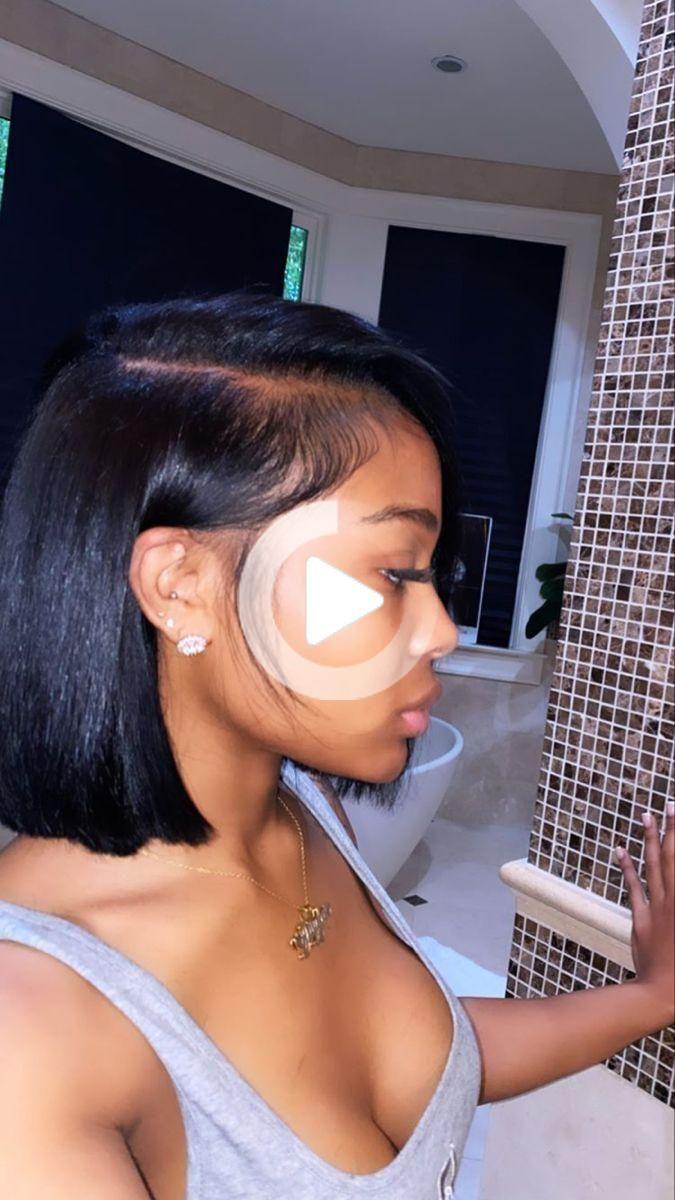 Black bob hairstyles Black-bob-hairstyles Black braided hairstyles Quick weave Black women