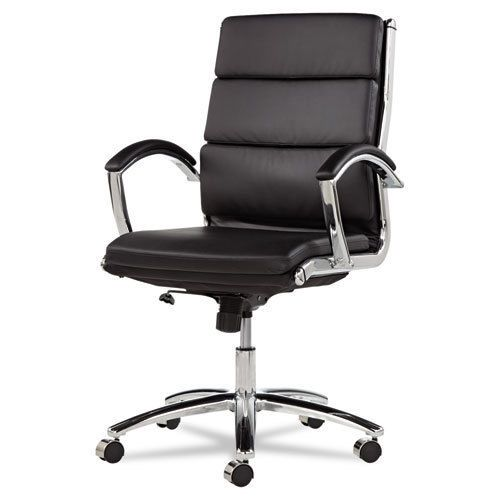 Details About Lot Of 10 Black Leather Conference Room Table Chairs