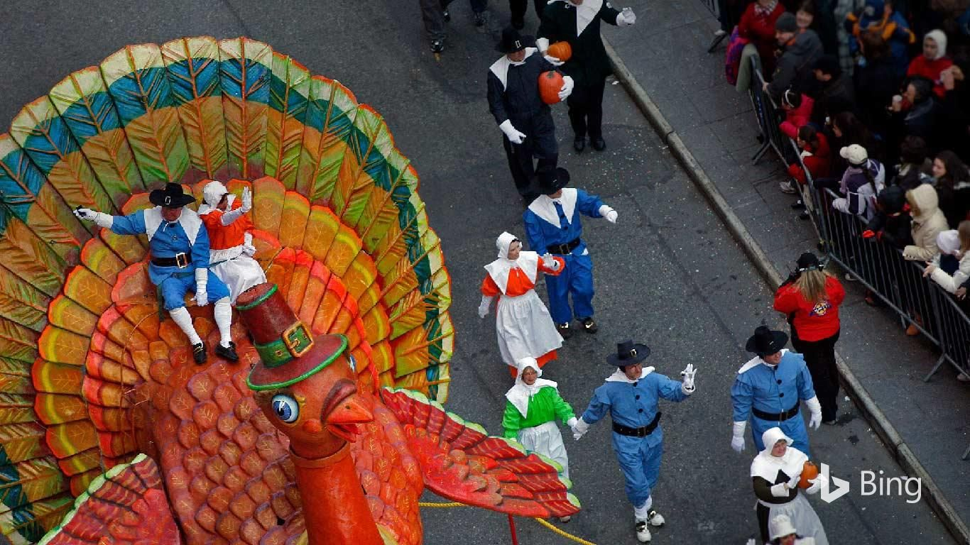 The Tom Turkey Float Has Been In The Macy S Thanksgiving Day Parade Since Macy S Thanksgiving Day Parade Thanksgiving Day Parade Macy S Thanksgiving Day Parade