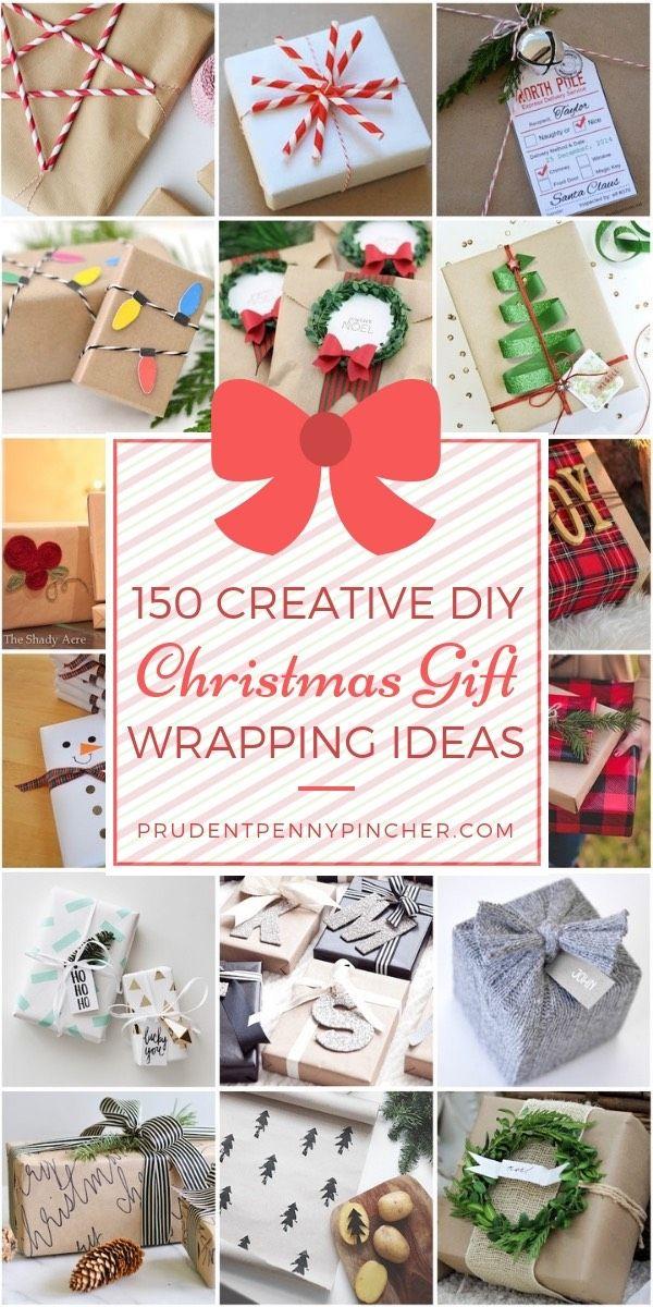 150 Creative Christmas Gift Wrapping Ideas Juegos De Navidad