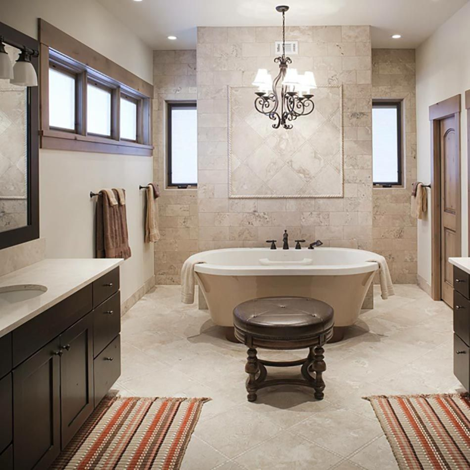 Old Bathtub For A Retro Bathroom Custom Bathroom Master Bathroom Tub Custom Bathroom Designs