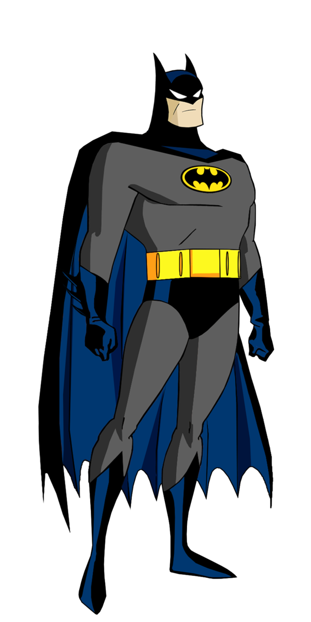 Batman from batman the animated series by alexbadass art - Batman cartoon images ...