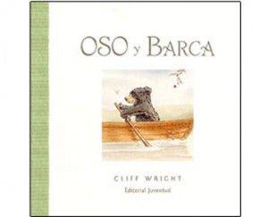 Oso y barca. Un original libro para contar, para los más pequeños. Las…