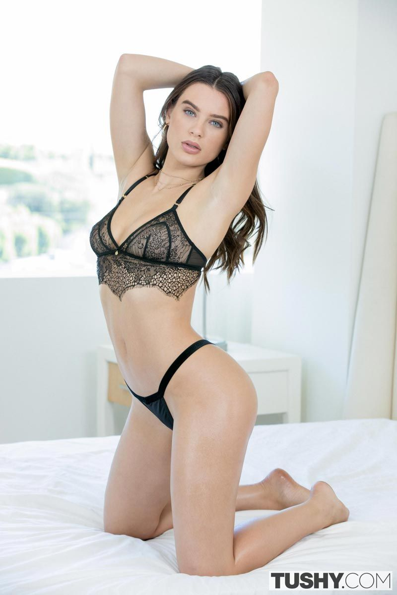 Lana rhoades thongs