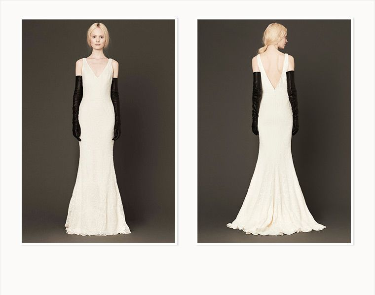 Nordstrom.com - Vera Wang Wedding Dress Lookbook | Bridal Gowns ...