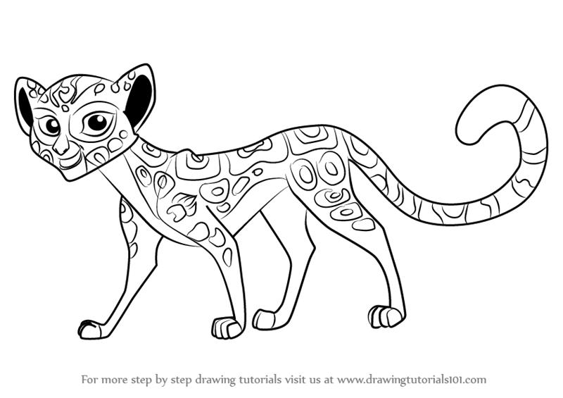 Image Result For Lion Guard Fuli Livre De Couleur Pages De Coloriage Disney Coloriage Gratuit
