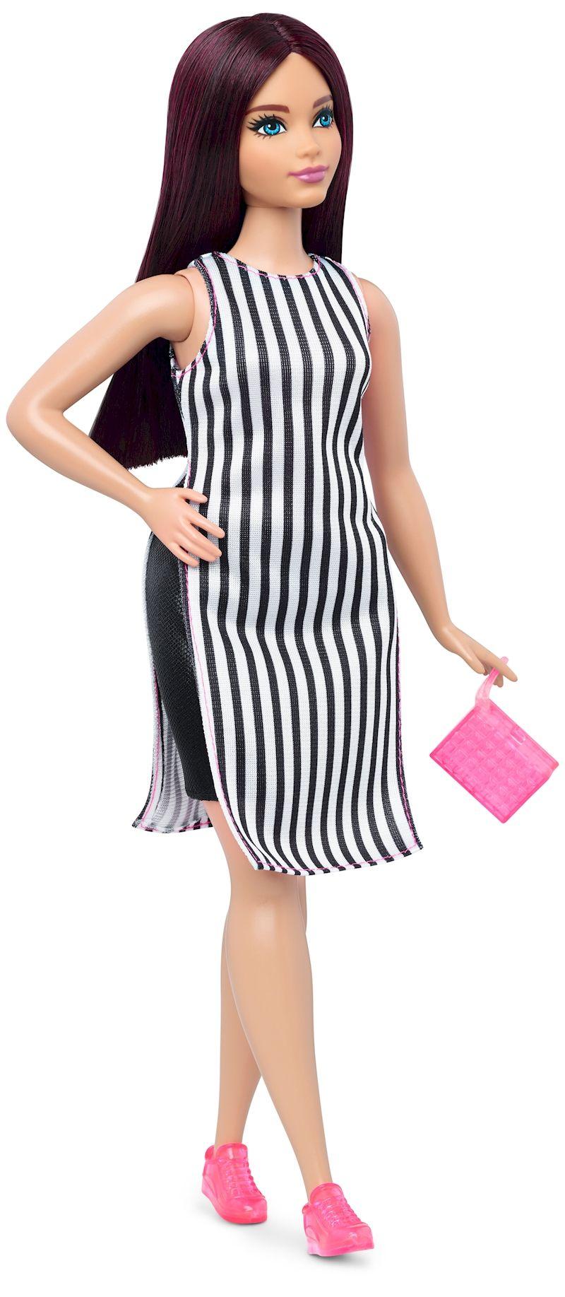 Barbie® Fashionistas™ 38 So Sporty Doll & Fashions - Curvy ...