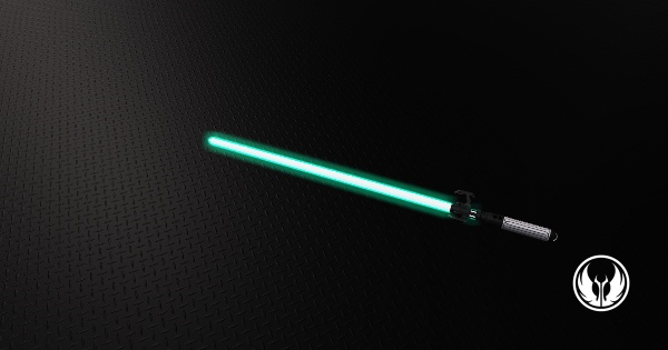 Adaptive Saber Parts Lightsaber I Have Constructed My Saber And The Crystal Is Mint Green Lightsaber Build Your Own Lightsaber Star Wars