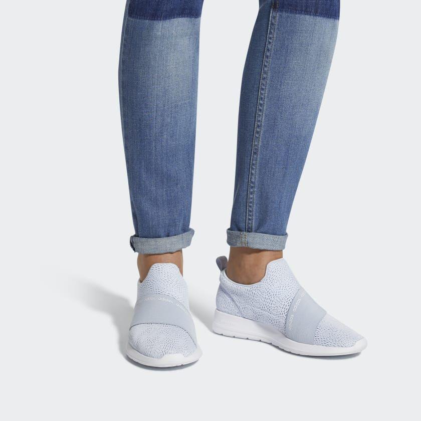 Percepción cómo utilizar Australia  Cloudfoam Refine Adapt Shoes Aero Blue / Aero Blue / Cloud White DB1337 |  Blue adidas, Blue shoes, Shoes