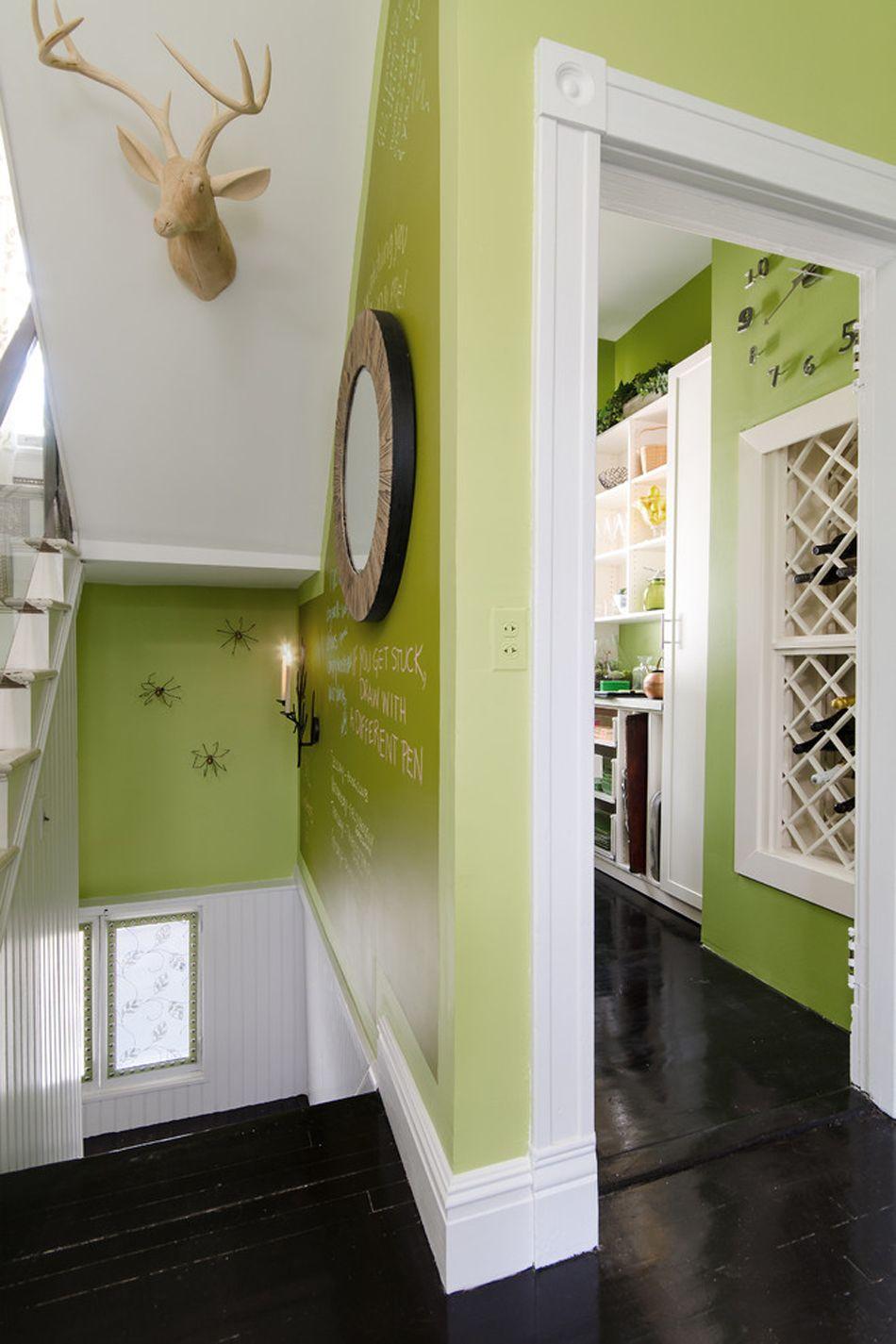 Déco d\'intérieur ou lorsque le citron vert s\'invite à la maison ...