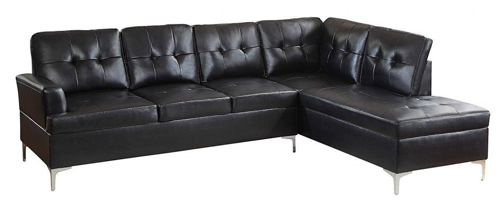 Modern Black Leather Couch Black Leather Couch