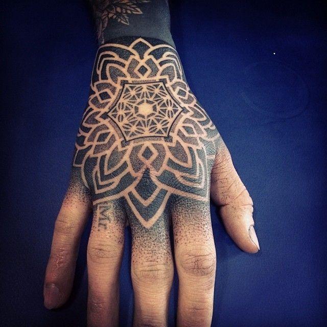 Hand Tattoos Photo Geometric Tattoo Hand Mandala Hand Tattoos Hand Tattoos