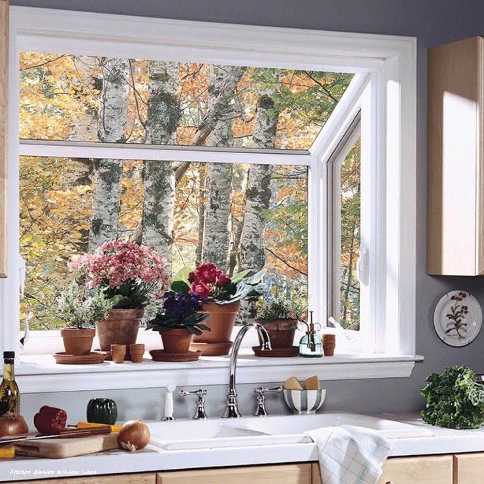 Garden Kitchen Windows Bay Window Above Kitchen Sink: Pin On Apartment Decor