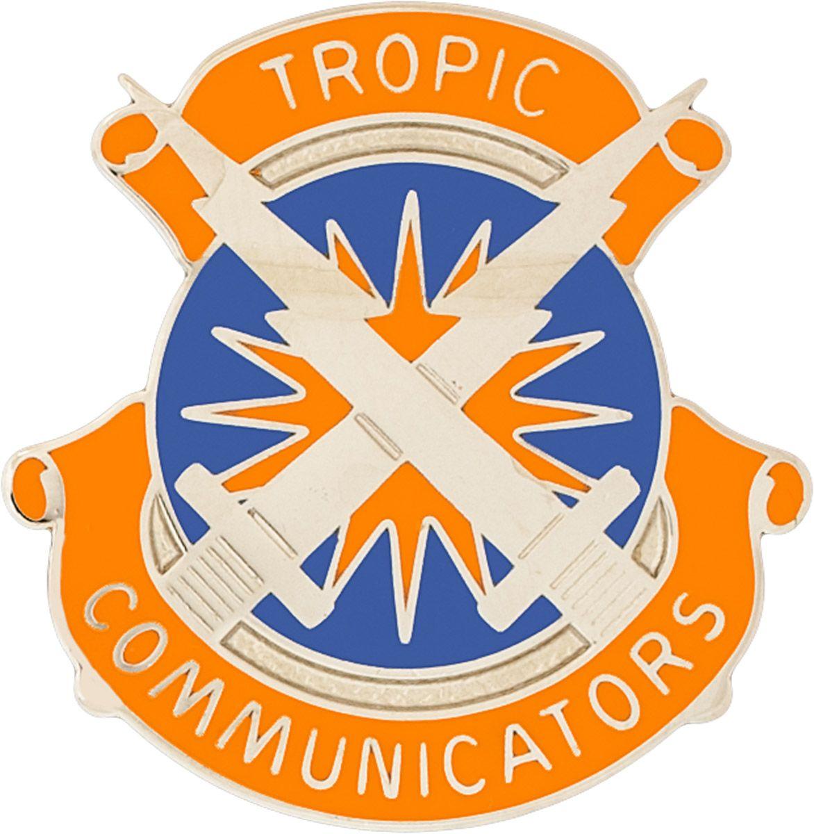 106th Signal Brigade Brigade Tropical Army