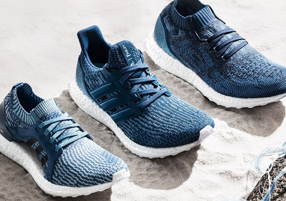 baf924d48bf9f The latest Parley adidas Ultra Boost Collection features the Ultra Boost