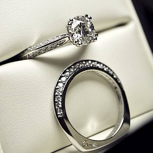 Engagement Rings Okc: A Jaffe Wedding Sets At H&A International Jewelry OKC And