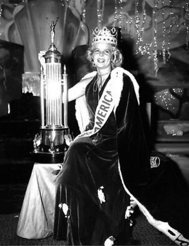 Pin by delta burke on Beauty Queens in 2020 Miss america