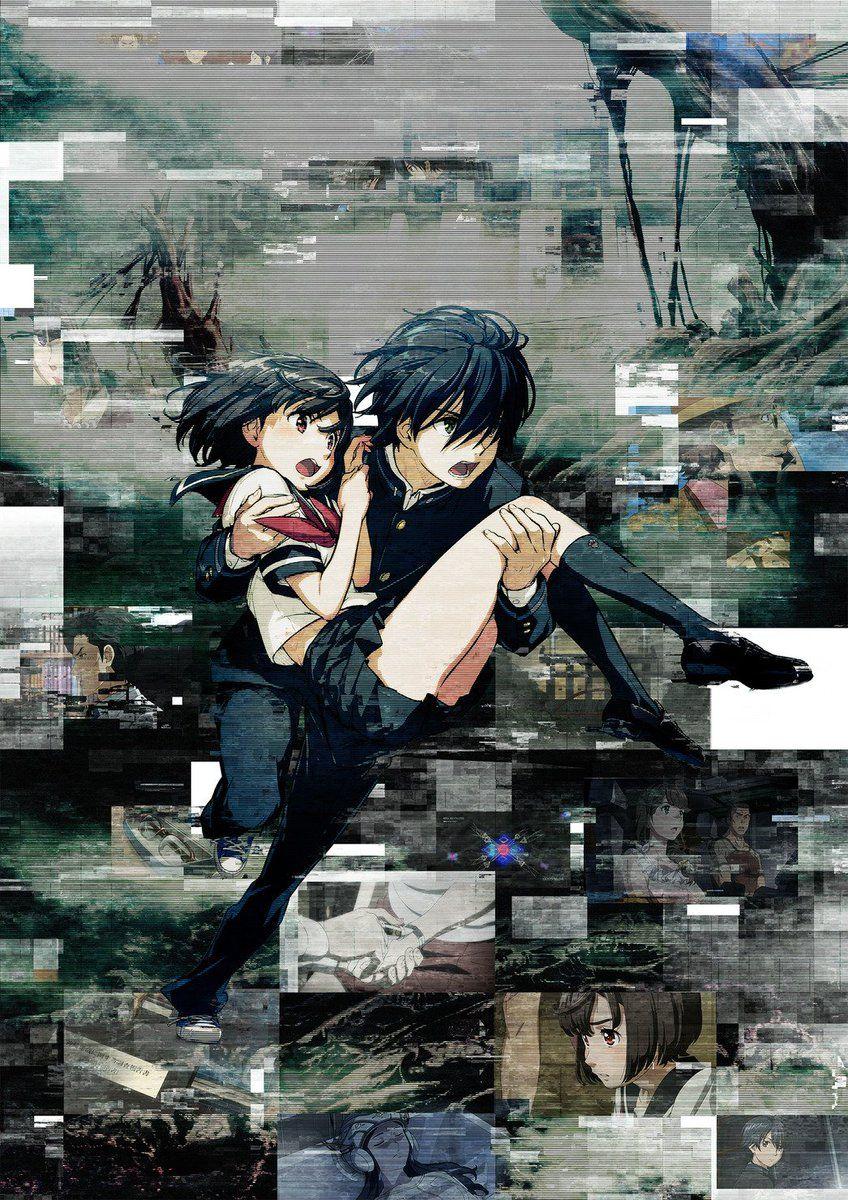 Os animes anunciados pela Netflix Anime, Original anime
