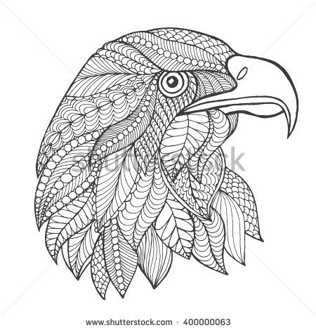 Resultado de imagem para eagle drawings