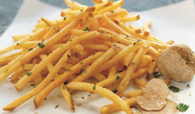 Burgerville Introduces Truffle Shoestring Fries Restaurant News Qsr Magazine Truffles Fries Truffle Fries