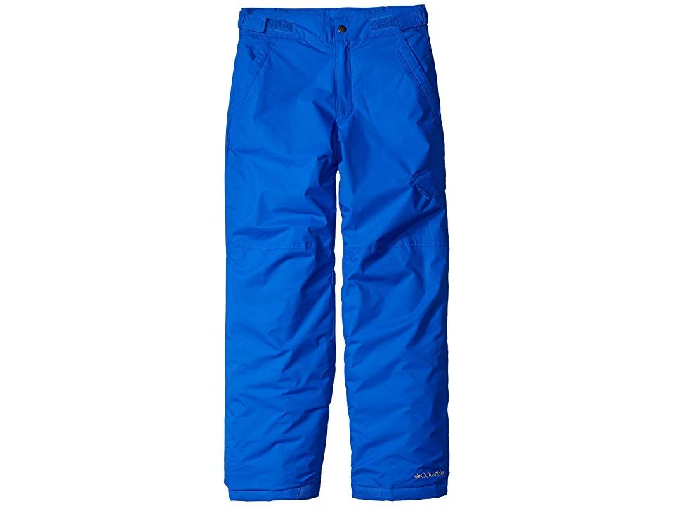 5f3520fbbc69 Columbia Kids Ice Slopetm II Pants (Toddler) (Super Blue) Kid s ...