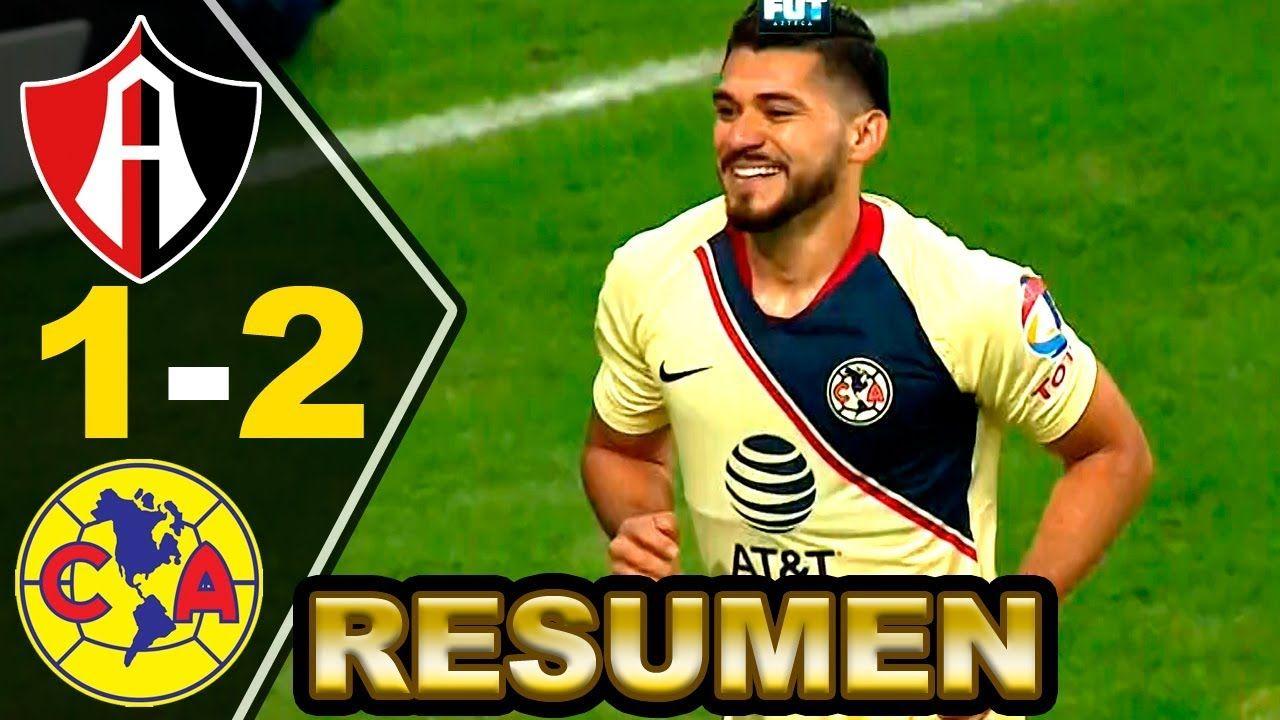 ATLAS vs AMÉRICA 12 [RESUMEN y GOLES] Clausura 2019 Liga