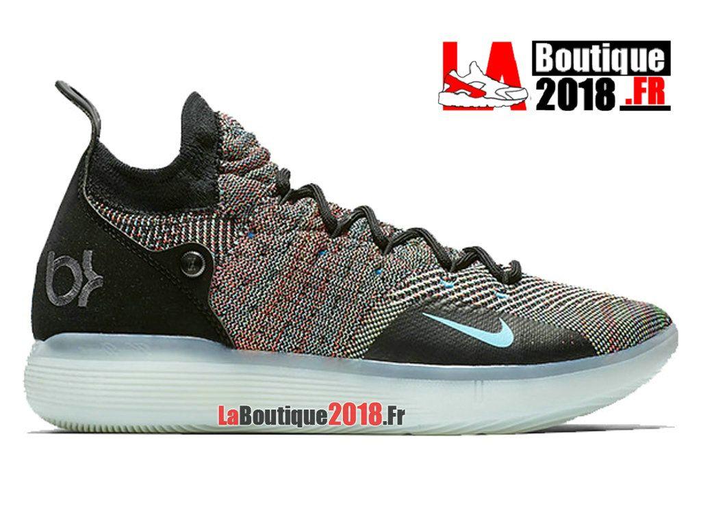 Nike Zoom KD 11 EP Blue AO2605 900 Chaussures de Basket Prix