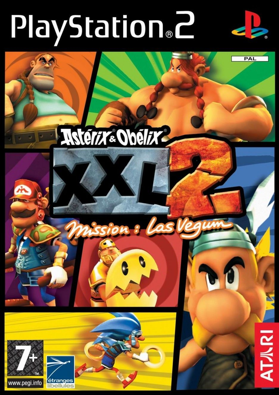 Asterix And Obelix Xxl 2 With Images Mario Characters