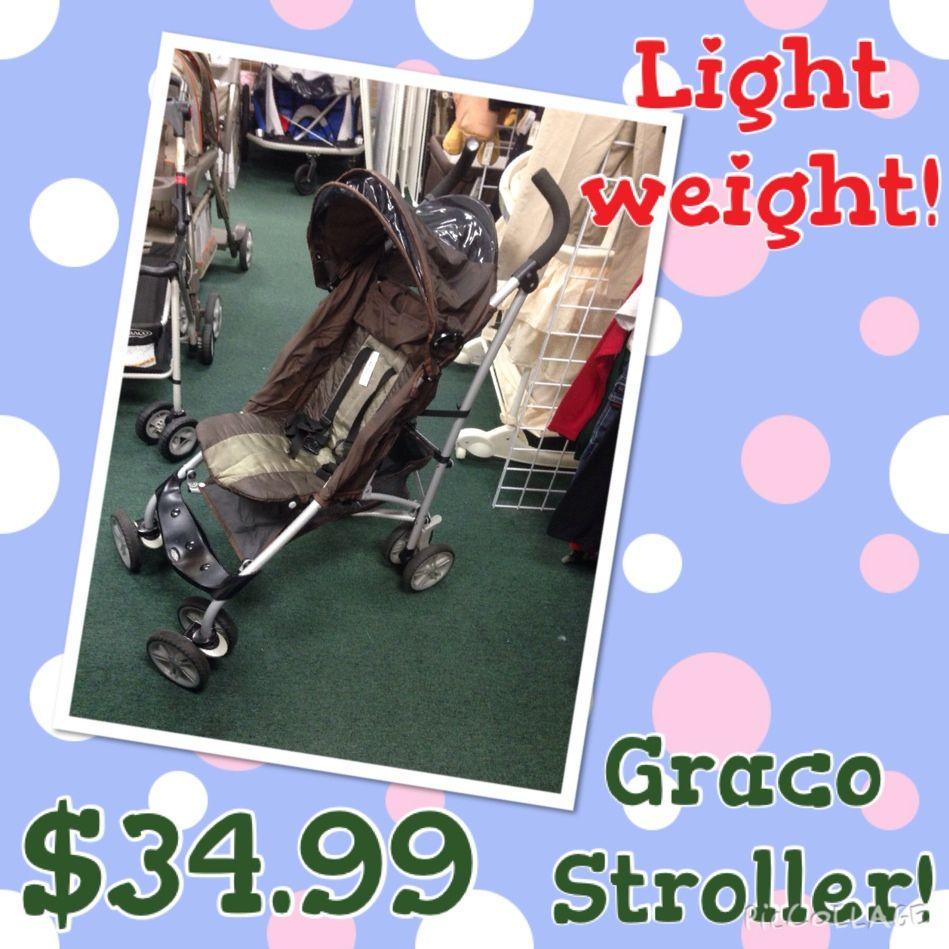 Light weight stroller!!