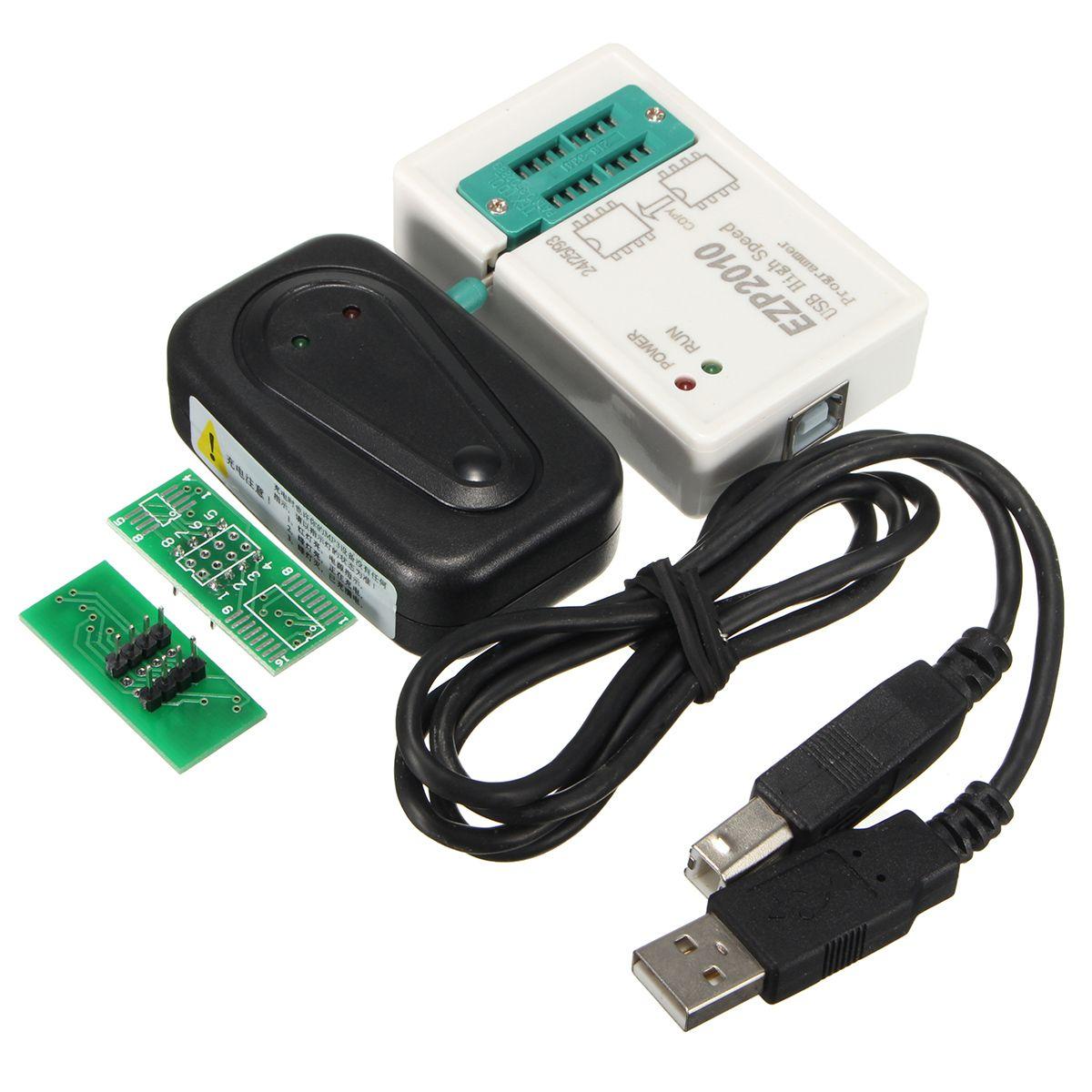 BIOS USB SPI Programmer 24 25 93 EEPROM Flash Support Off