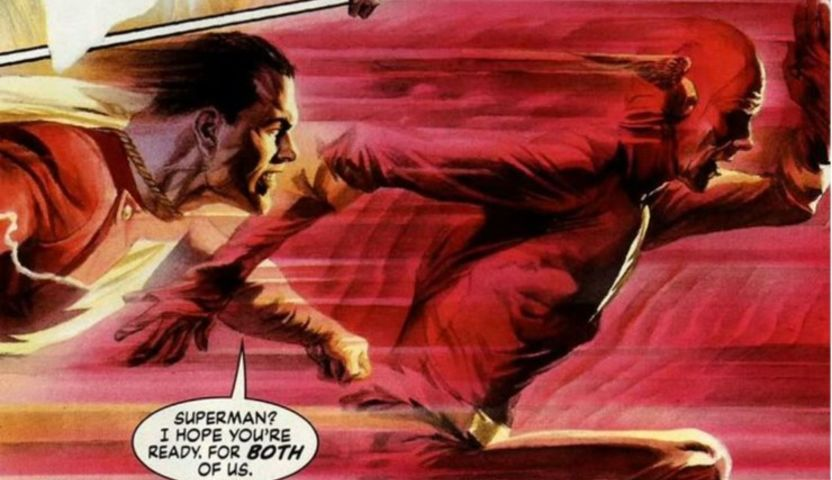 Take a lap: 9 of the most electrifying super-speedster races in comics | SyfyWire