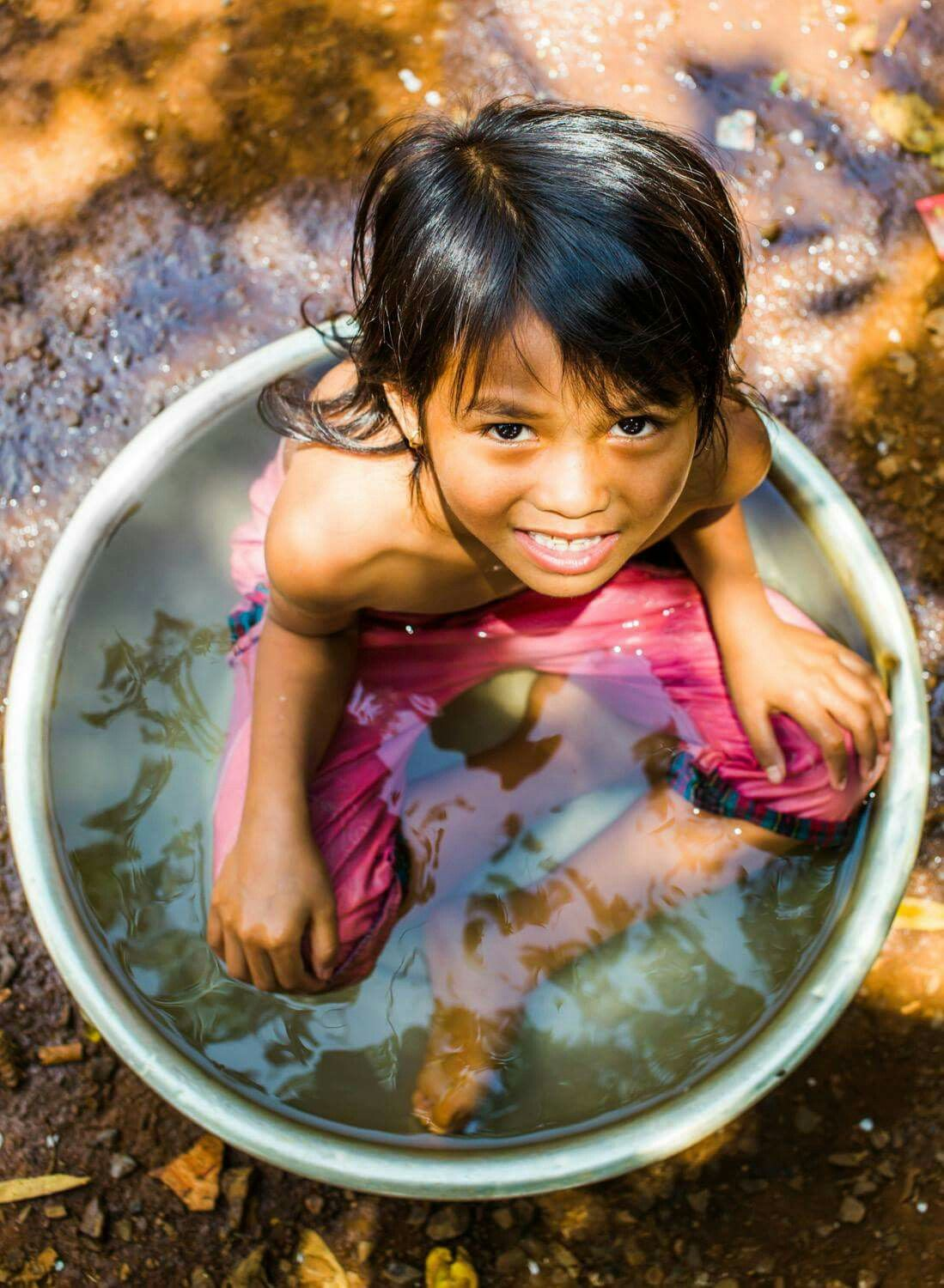 Young girl from the Ma ethnic group. Vietnam. Rehahn_photography