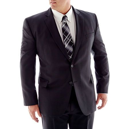 Stafford Travel Suit Jacket-Big & Tall | Big and tall mens ...
