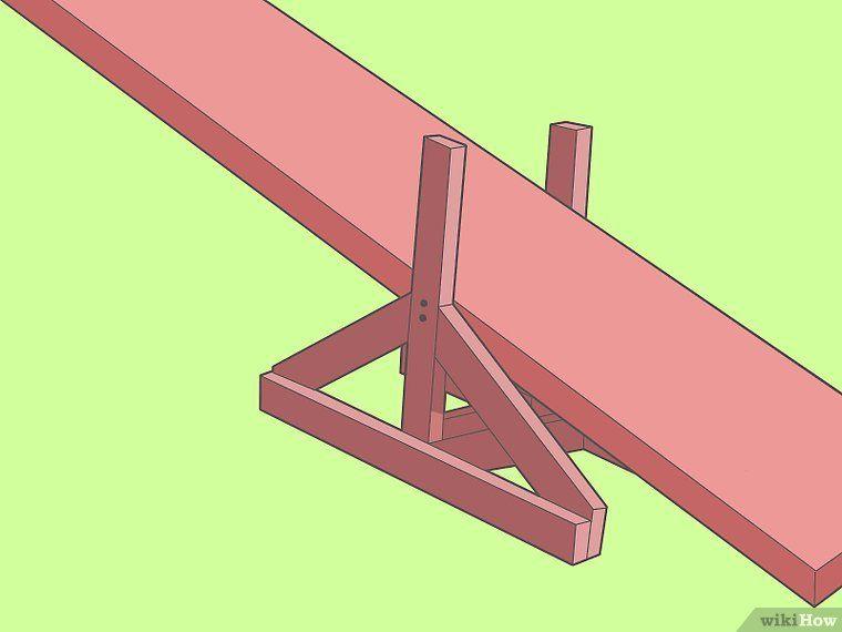 Build an adjustable dog agility seesaw dog agility dog