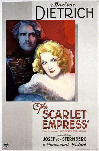 Intohimojen keisarinna (1934)
