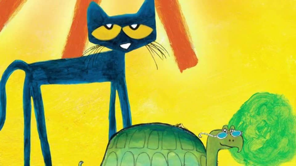 Pete the Cat and His Magic Sunglasses on Vimeo