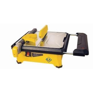 Qep 650xt 7 In 3 4 Hp 120 Volt Tile Saw For Wet Cutting Of Ceramic And Porcelain 22650 At The Home Depot