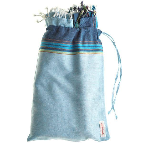 Tea Towels Spontaneous Combustion: ATUTTOTONDO Kikoy Towel Found On Polyvore