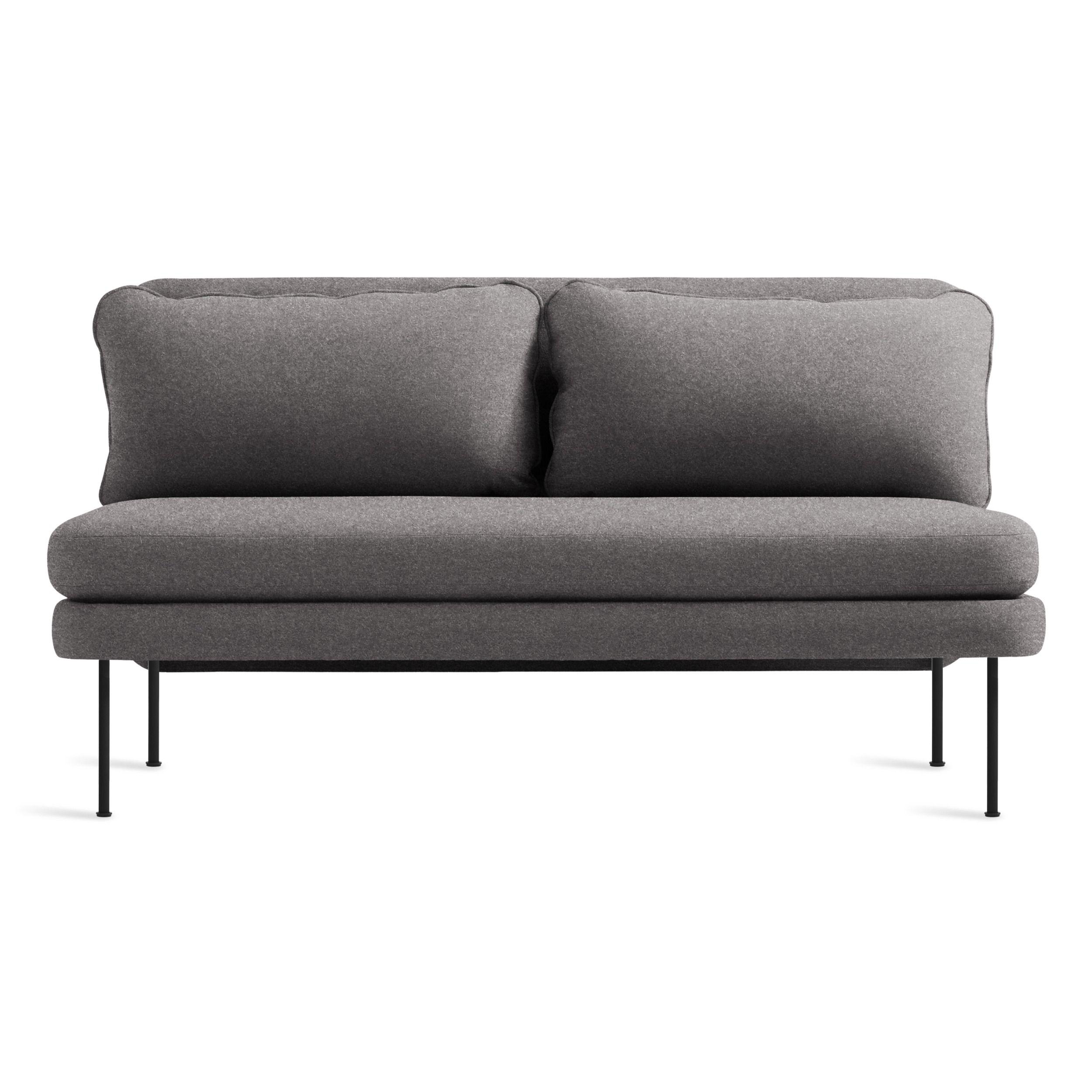 Bloke Armless Sofa Gabro Grey In 2020