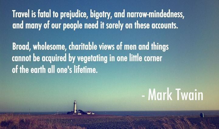 mark twain travel quotes - Google Search | Travel quotes ...