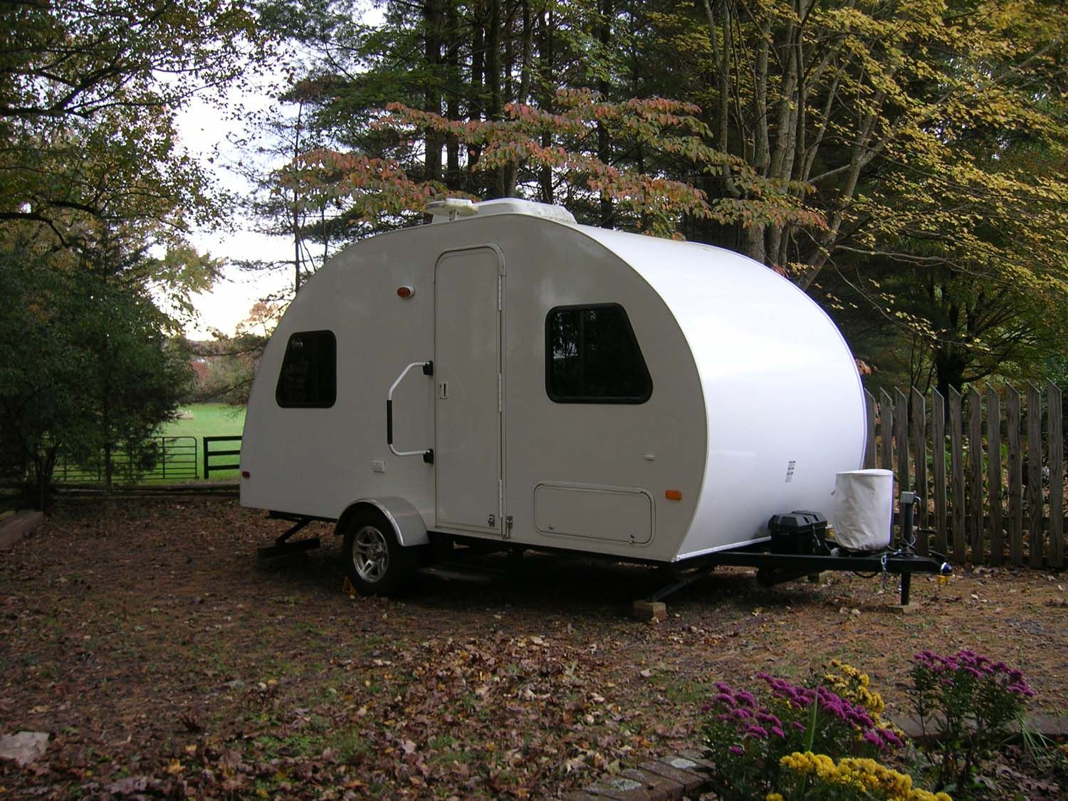 Decals Peeling R Pod Camping Camper Recreational Vehicles