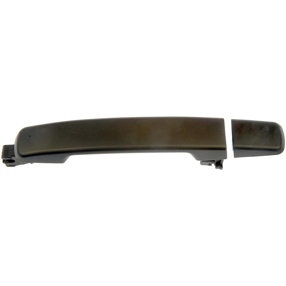 fits Nissan Frontier Outside Exterior Door Handle Smooth Black Passenger Rear