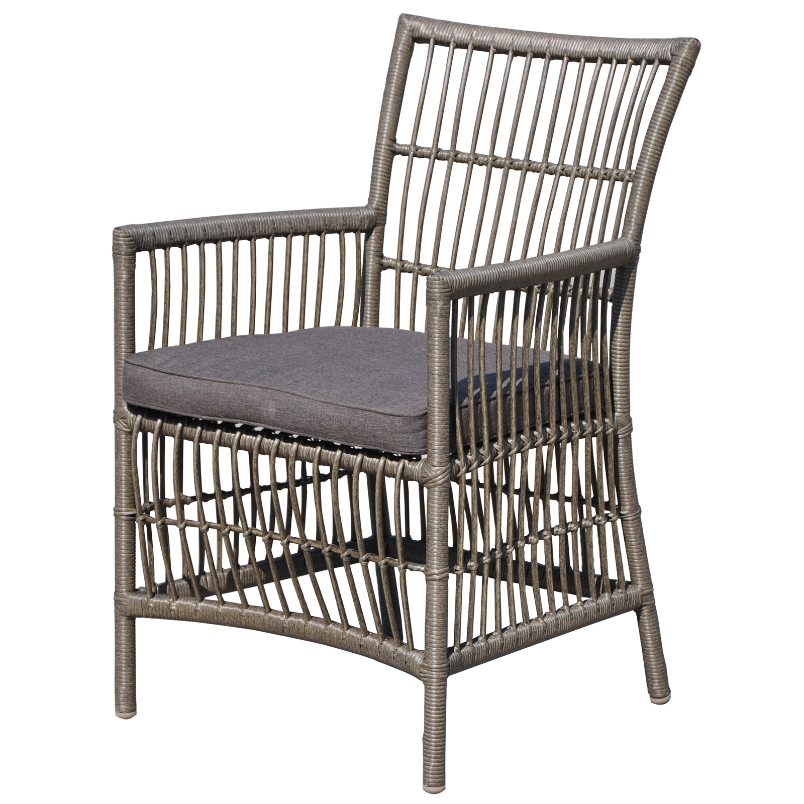 Mimosa Waiheke Resin Wicker Chair Bunnings Warehouse