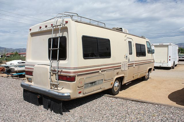 1984 Pace Arrow Eleganza Recreational Vehicles Glamping Vehicles