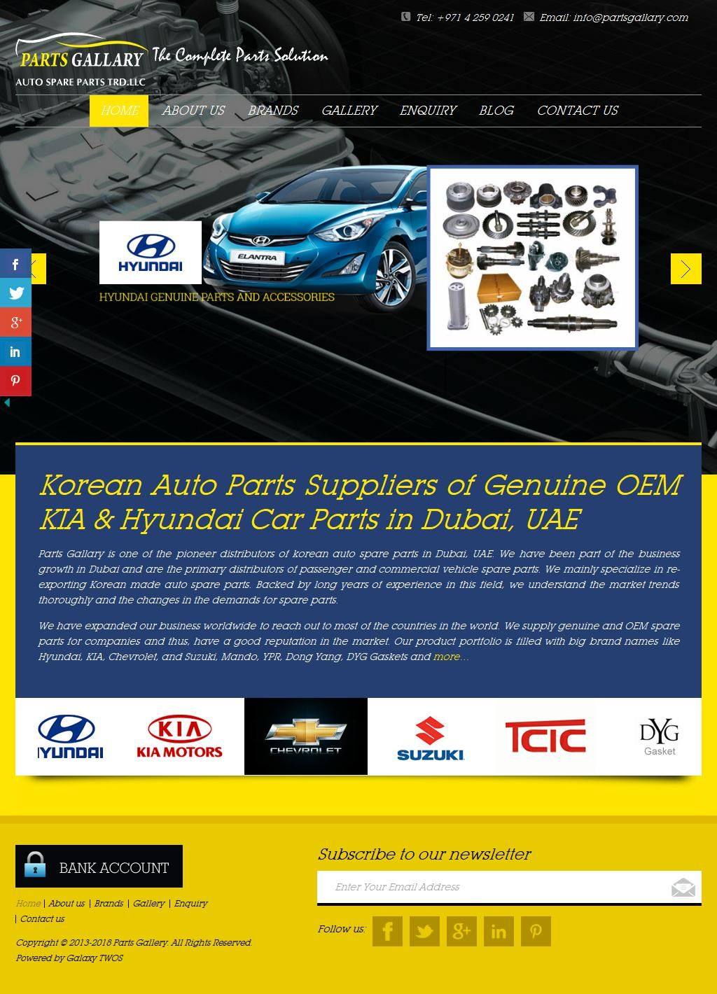 Parts Gallary Auto Spare Parts Trading Company 7 Sikka 32a G